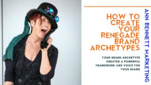 Renegade Brand Archetypes