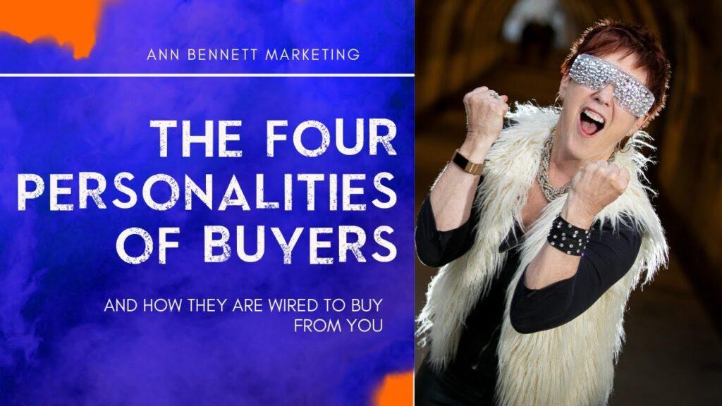 personalities of buyers